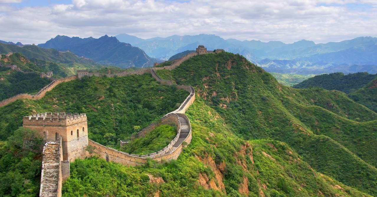 Мутяньюй Великая китайская стена