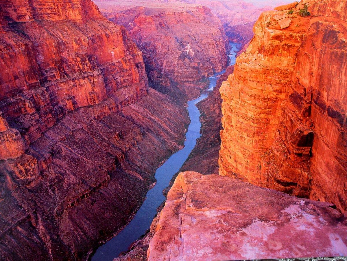 большой каньон аризона grand canyon