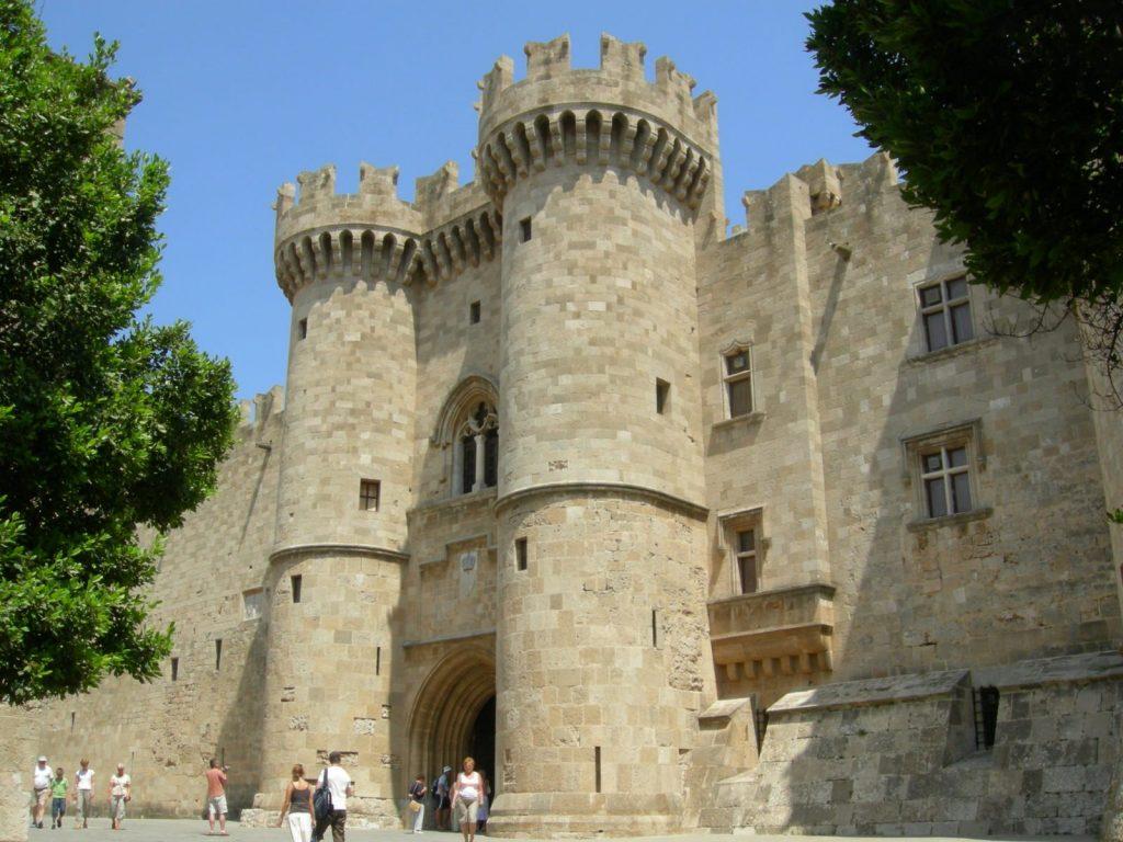 фото Замок рыцарей