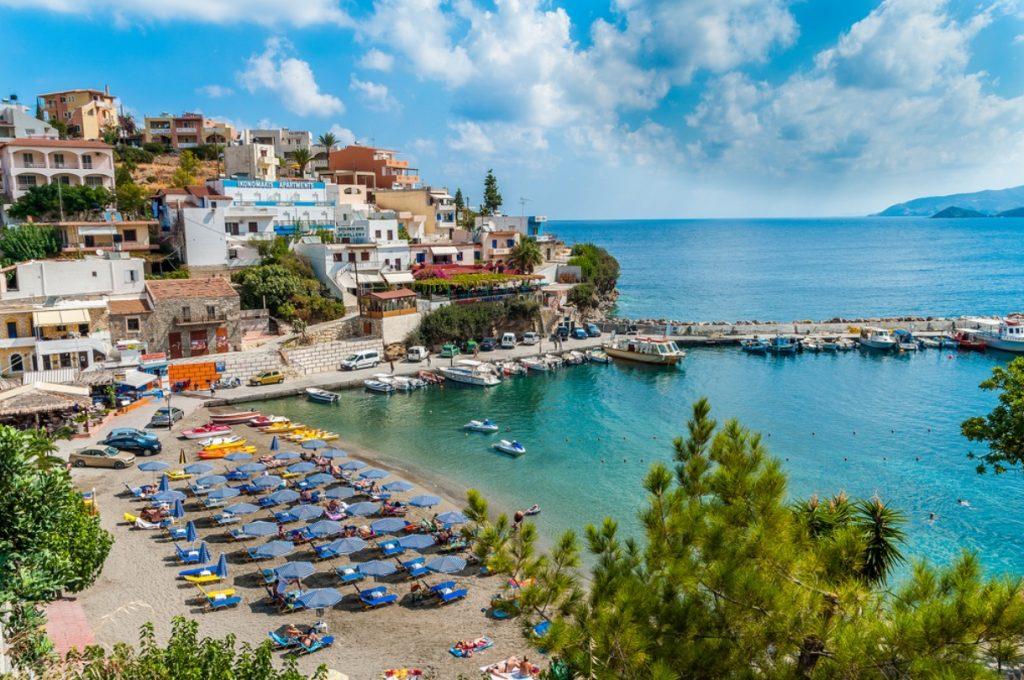 Курорты Греции фото