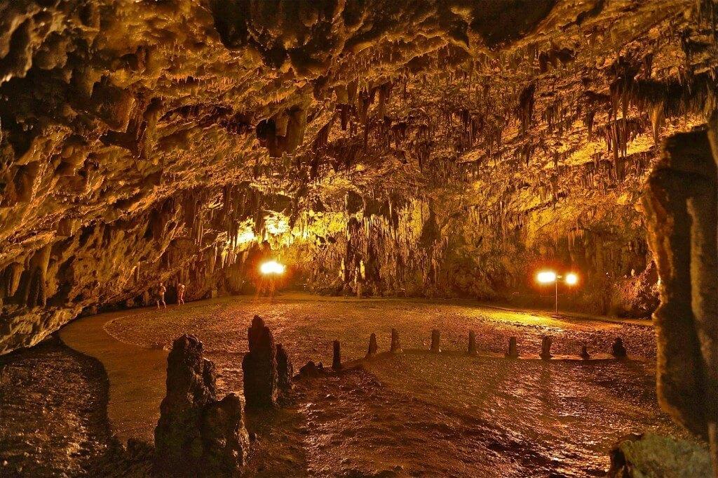 Пещера Дрогарати фото