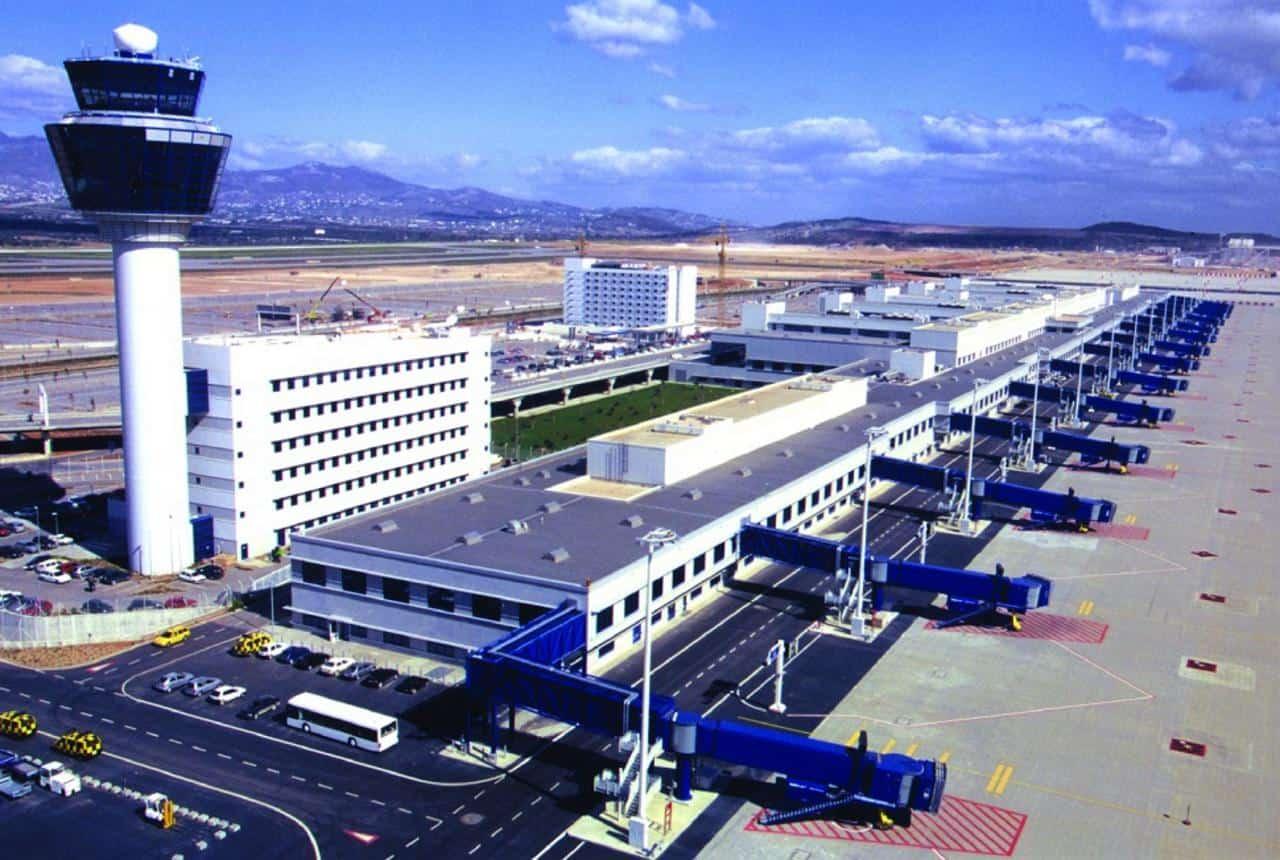 Аэропорт Афины фото