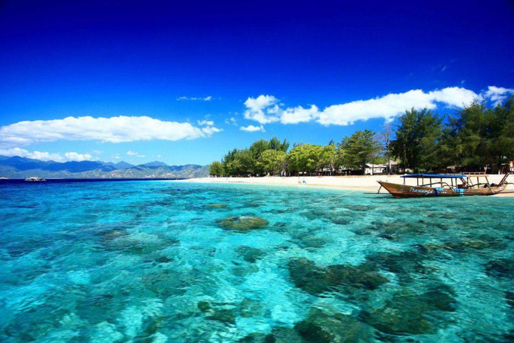 Gili острова Бали