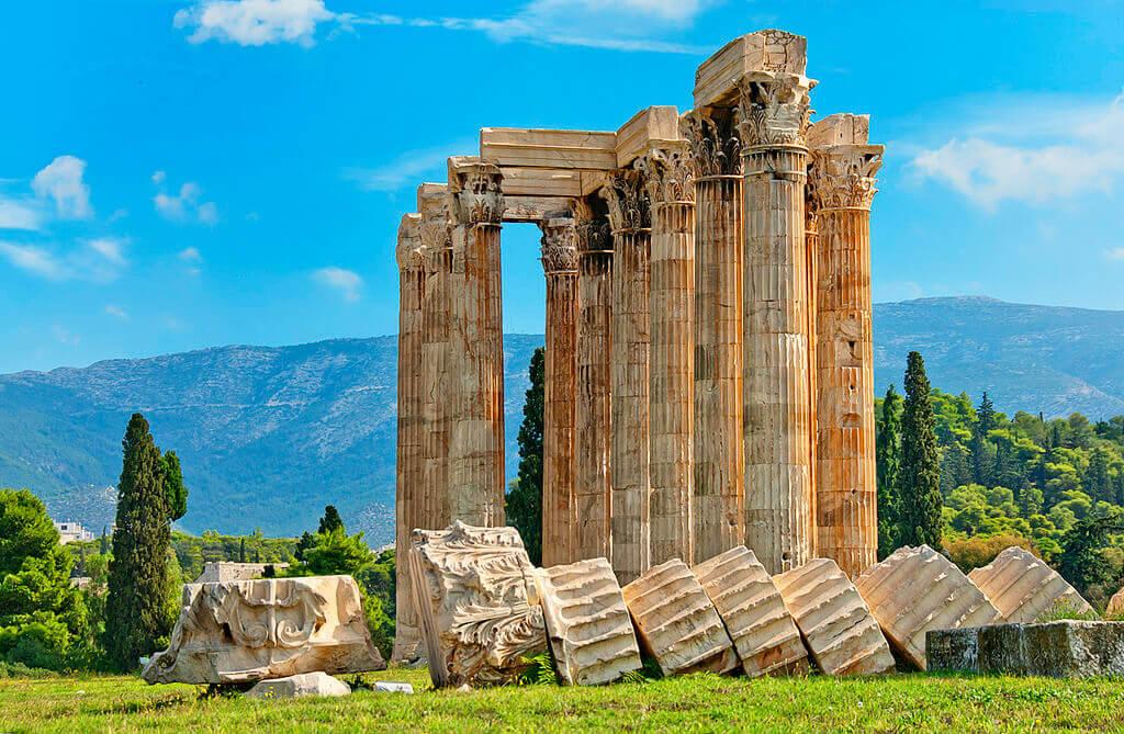 Олимпейон в Афинах
