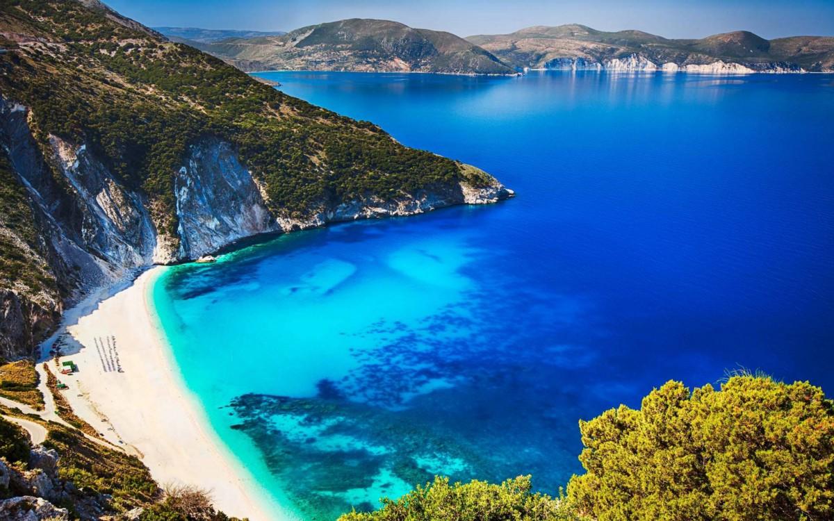 остров Rефалония Uреция