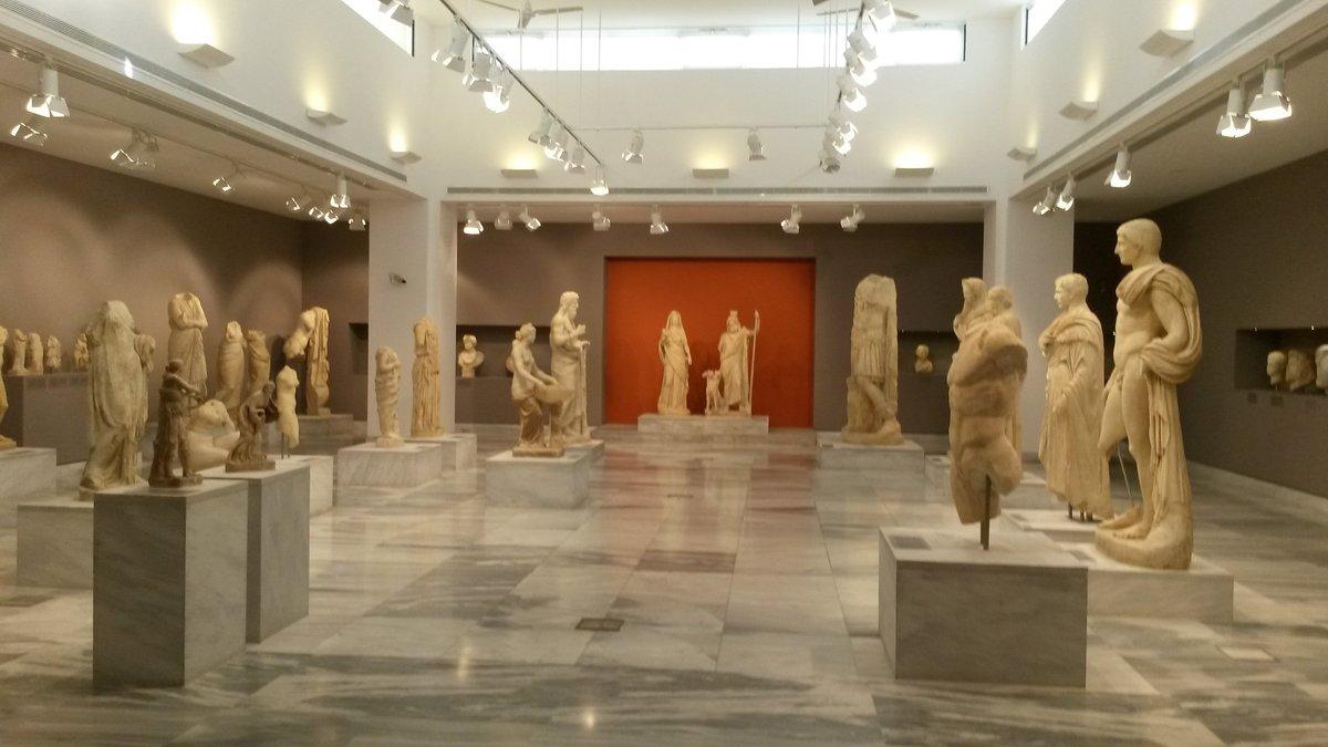 Археологический музей Гераклион