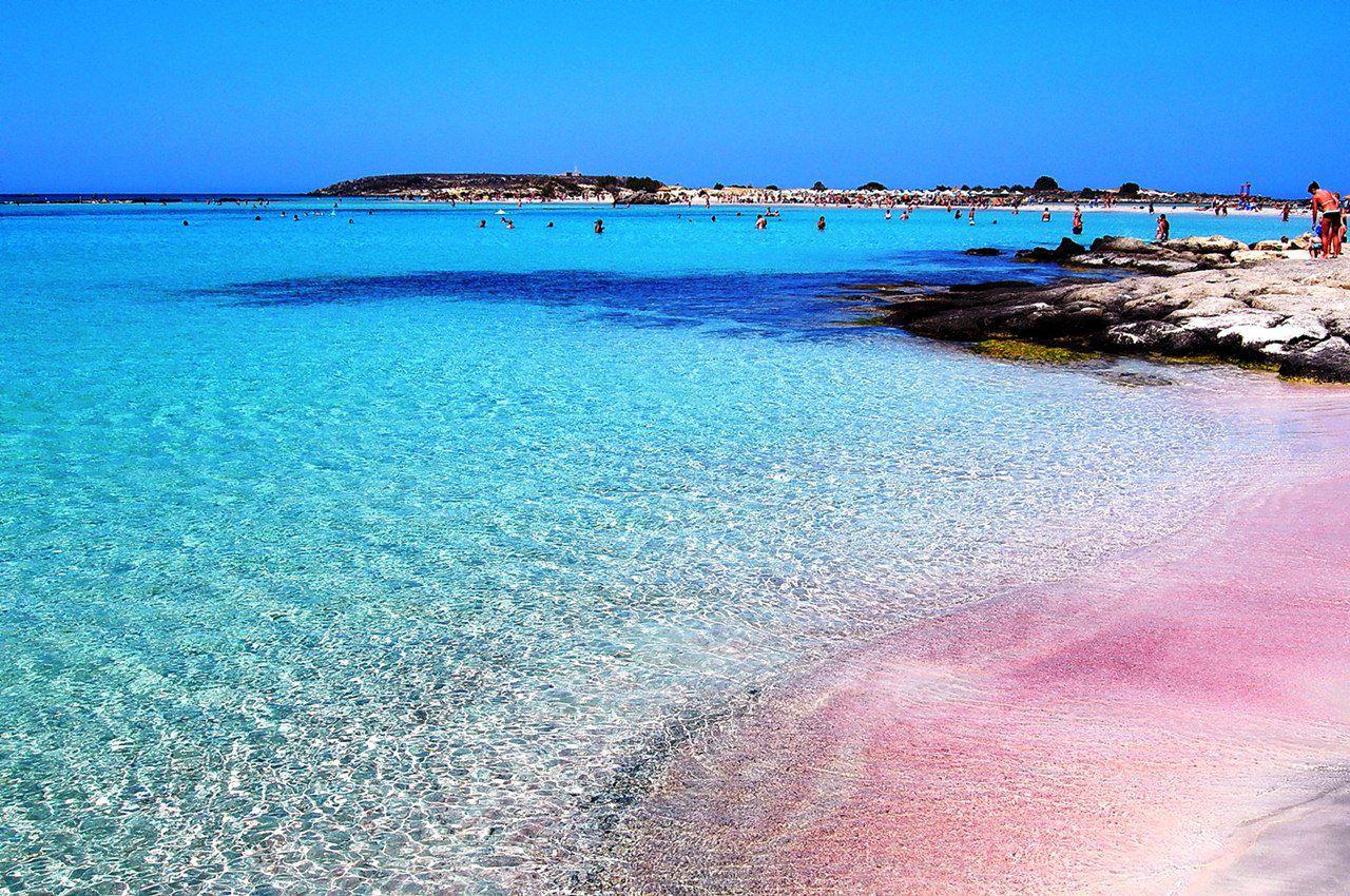 Пляж Элафониси фото