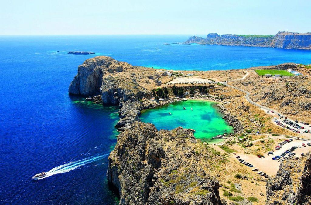 Греция Родос фото