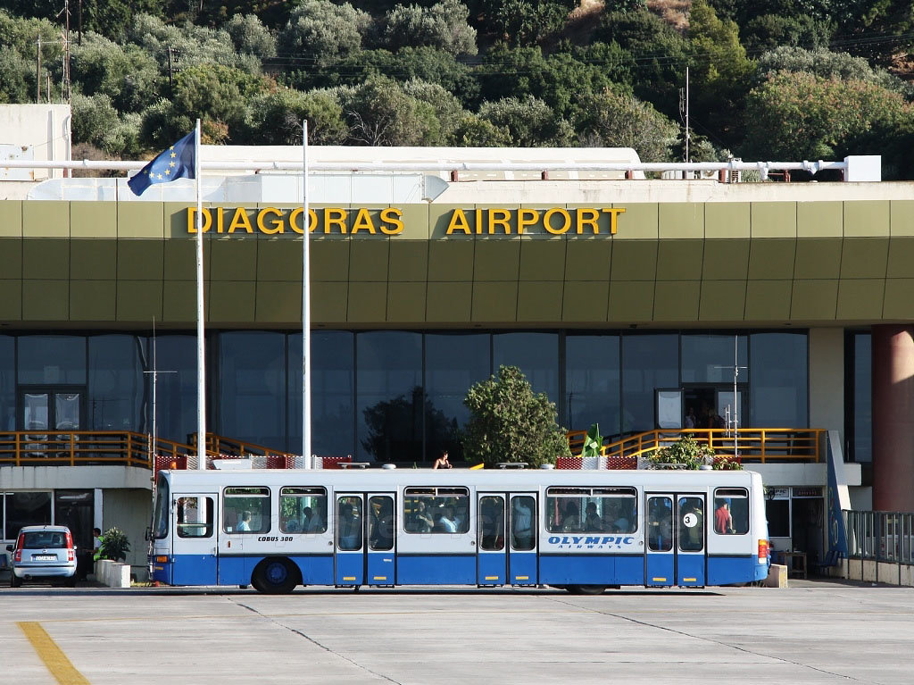 Аэропорт Диагорас