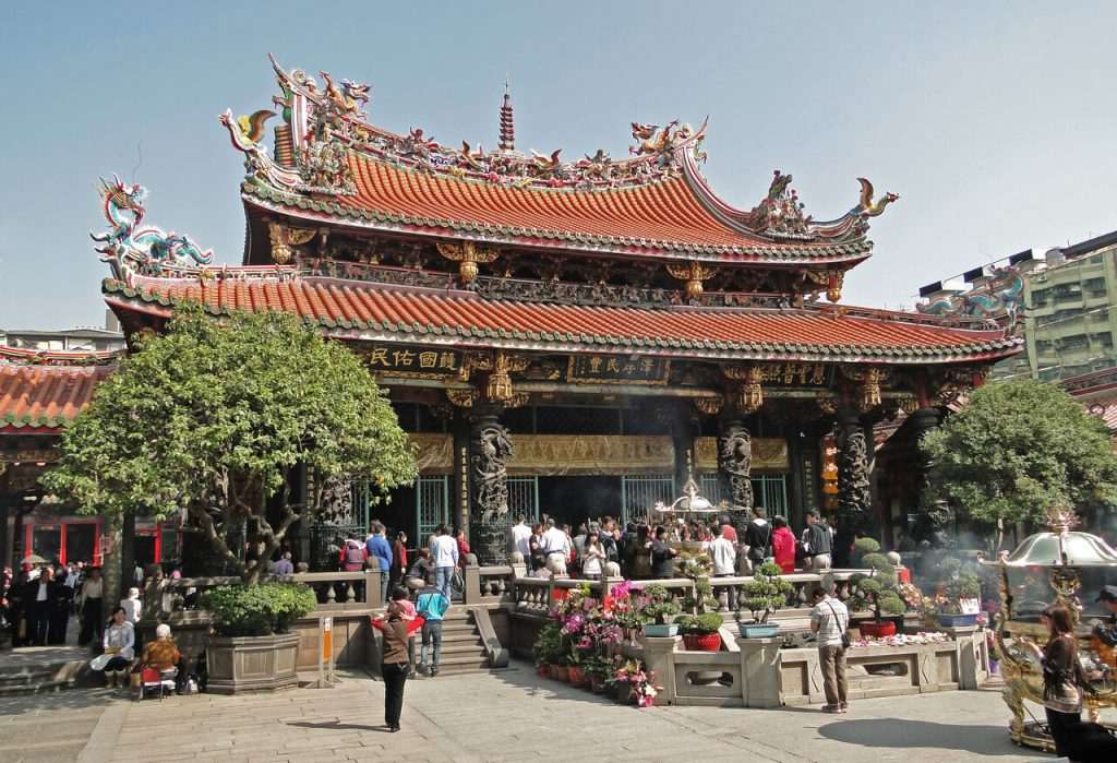 Longshan Temple (Taipei)