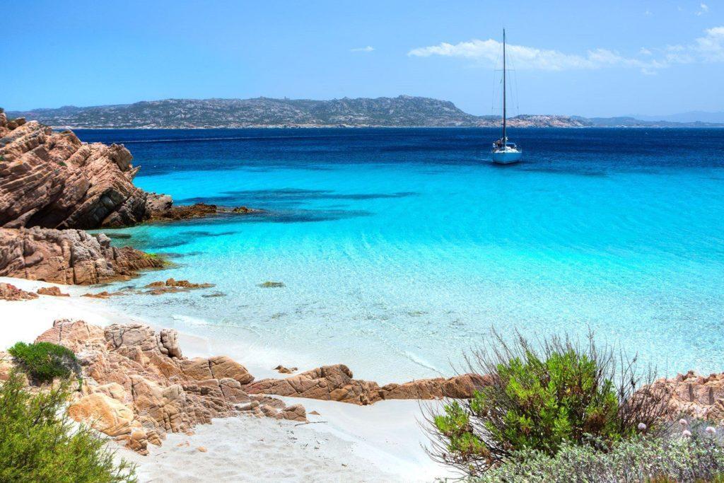 Остров Маддалена Сардиния