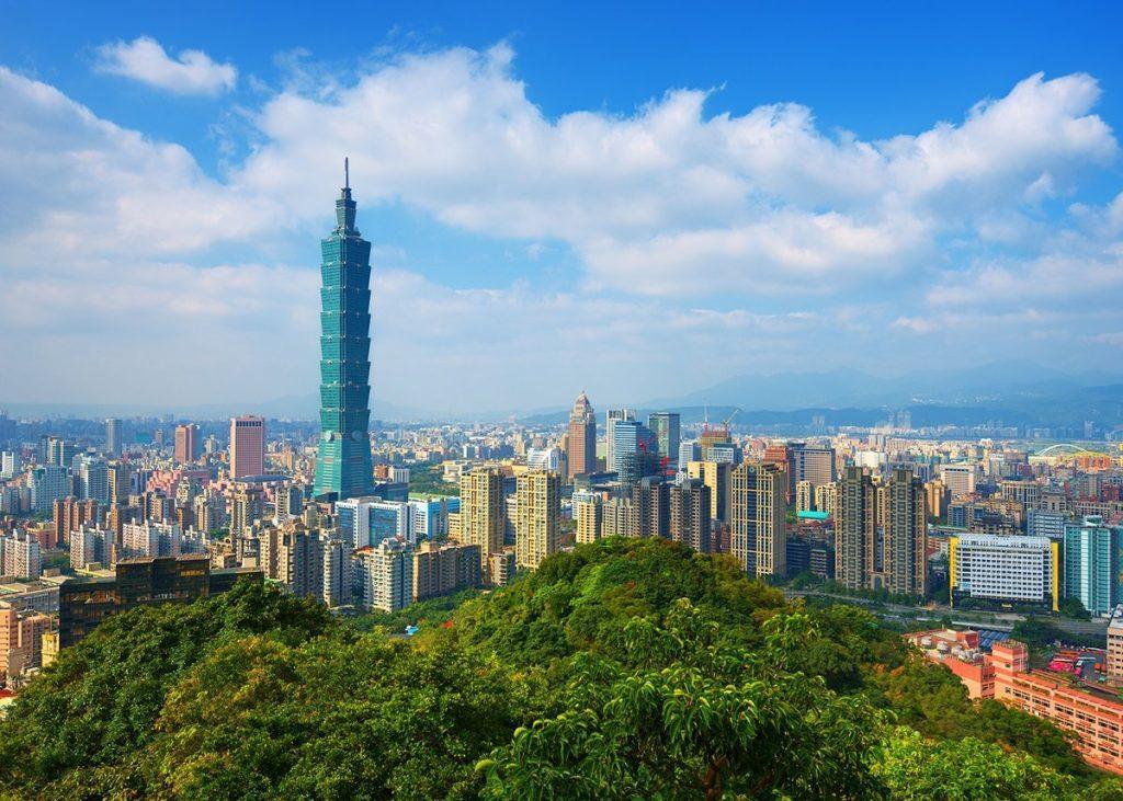 Тайпей Тайвань
