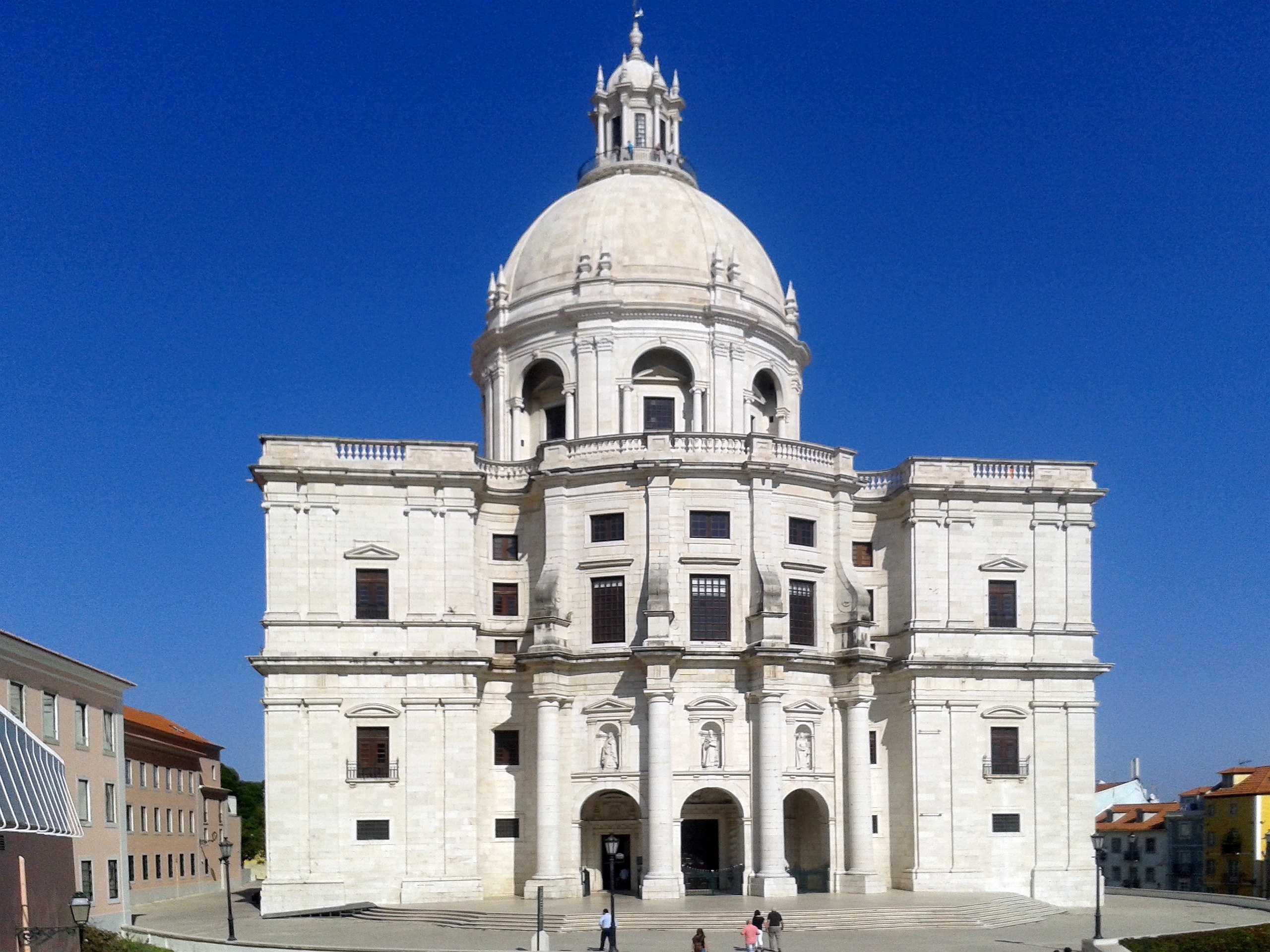 Пантеон Лиссабон