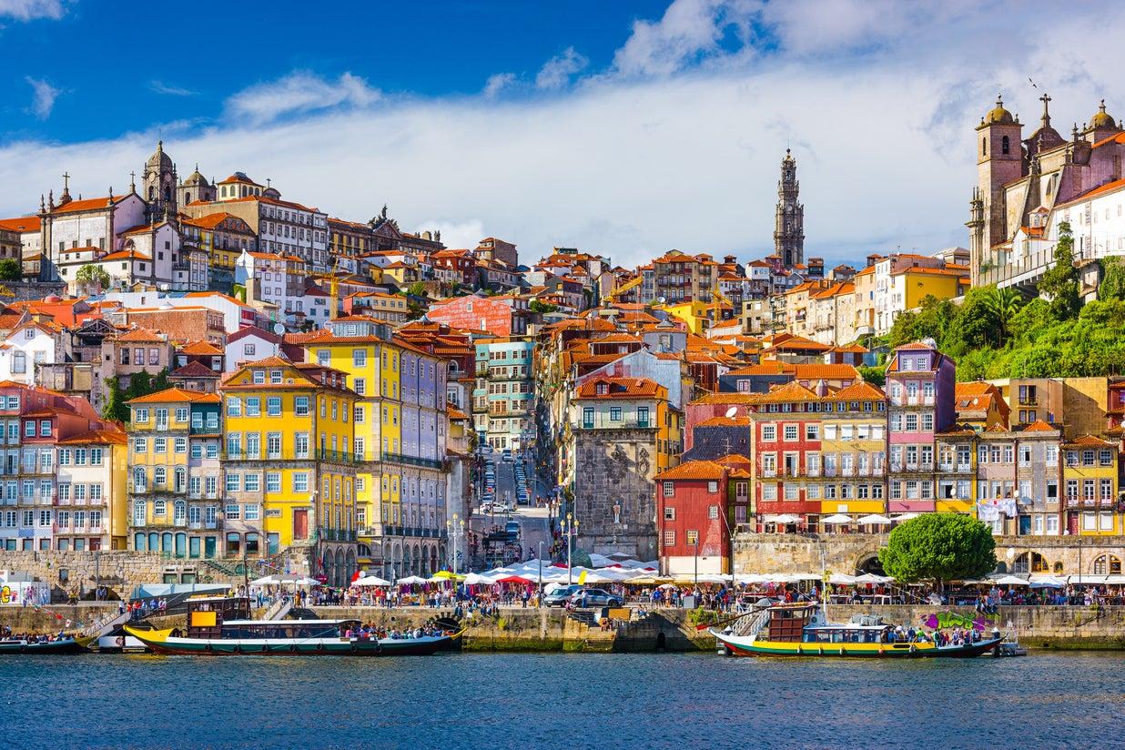 Порто город фото