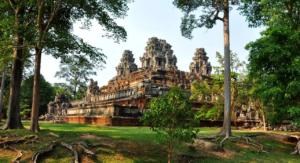 Камбоджа достопримечательности