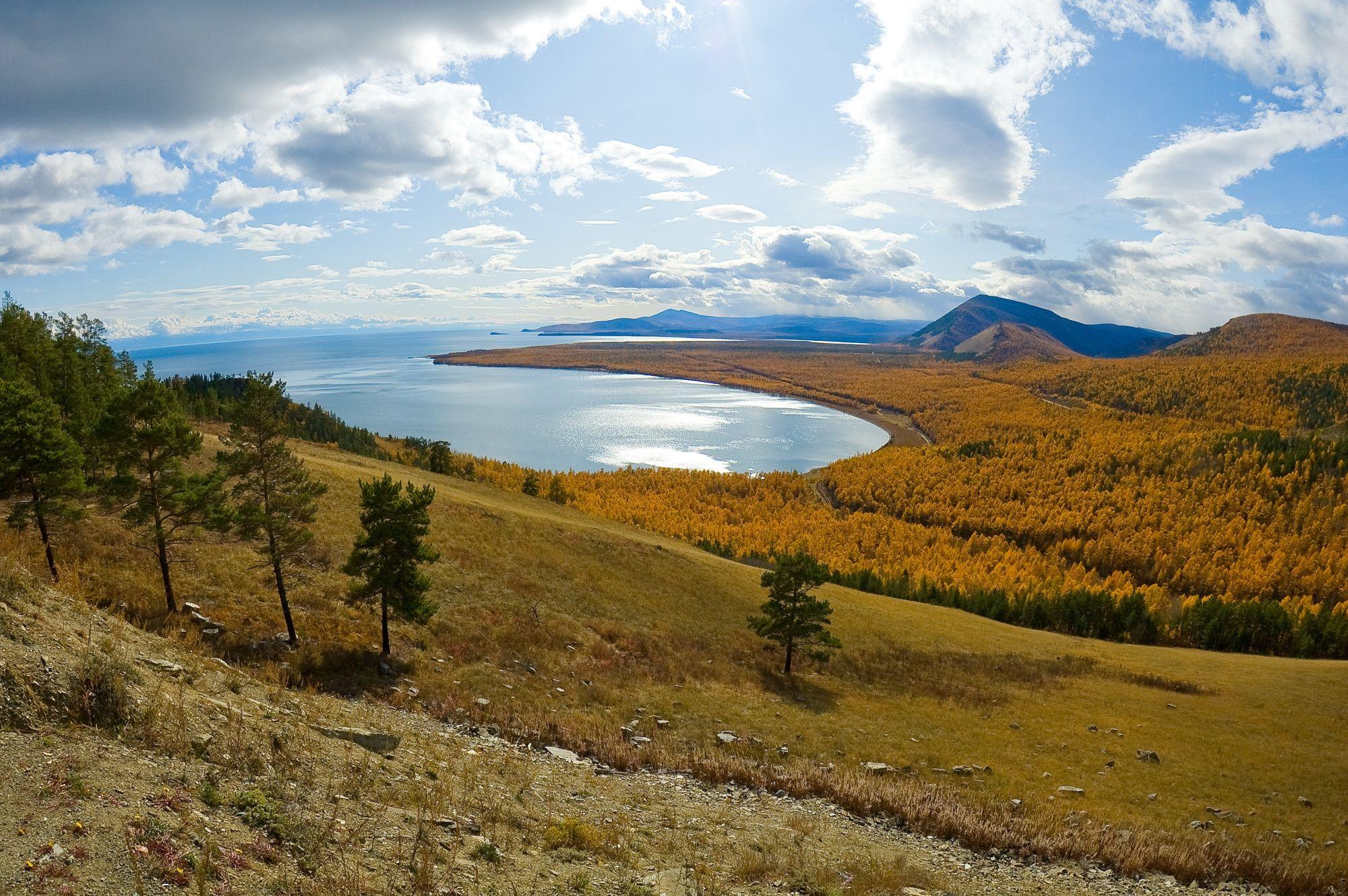 Байкал фото Онокочанская губа