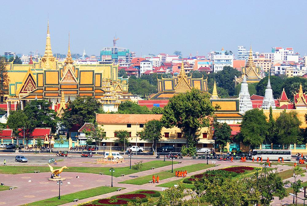 Phnom Penh Камбоджа